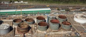 Transnet - Fuel Storage Tanks 1