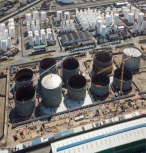 Transnet - Fuel Storage Tanks 2